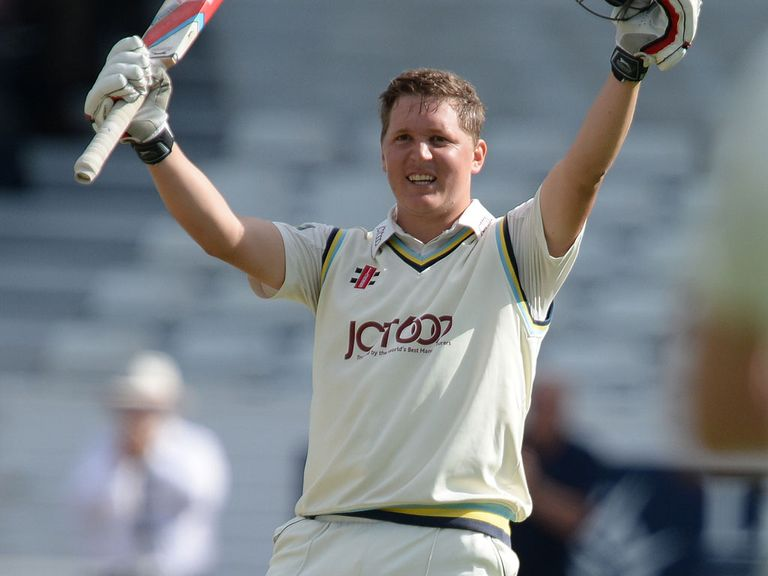 Gary Ballance: Named in England's Ashes squad
