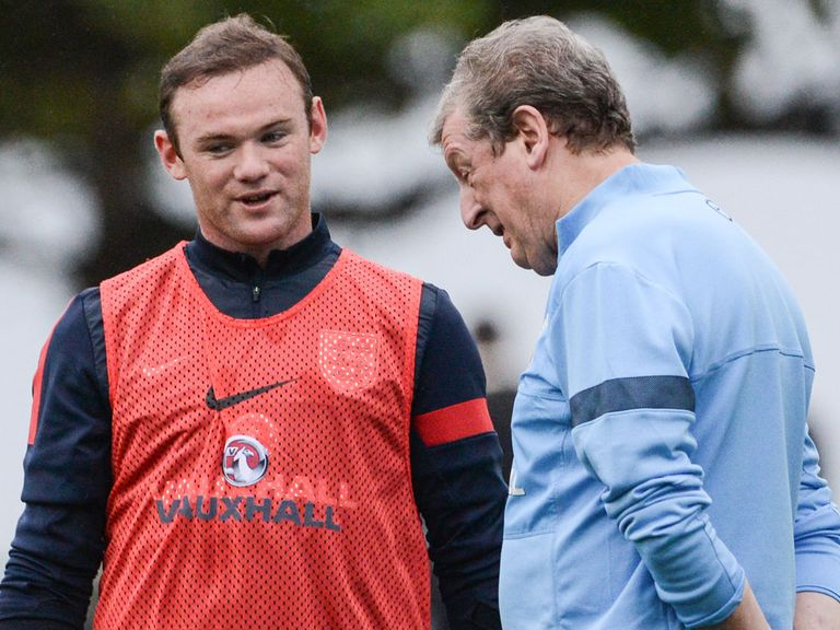 Wayne Rooney and Roy Hodgson target World Cup glory