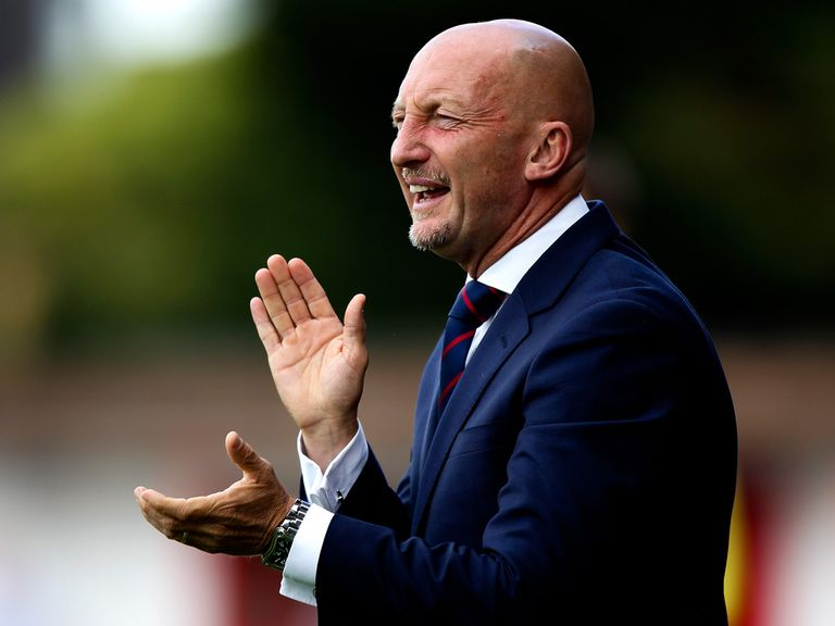 Ian Holloway: I'm not a comedian, I'm a football manager
