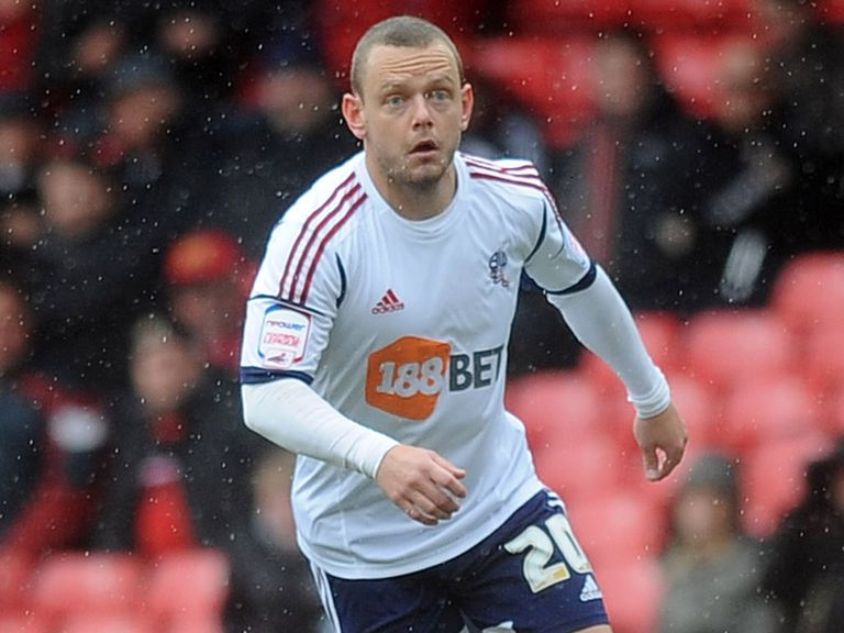 Jay Spearing: Bolton switch