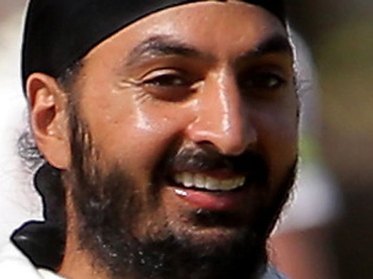 Panesar: Feared for his England career