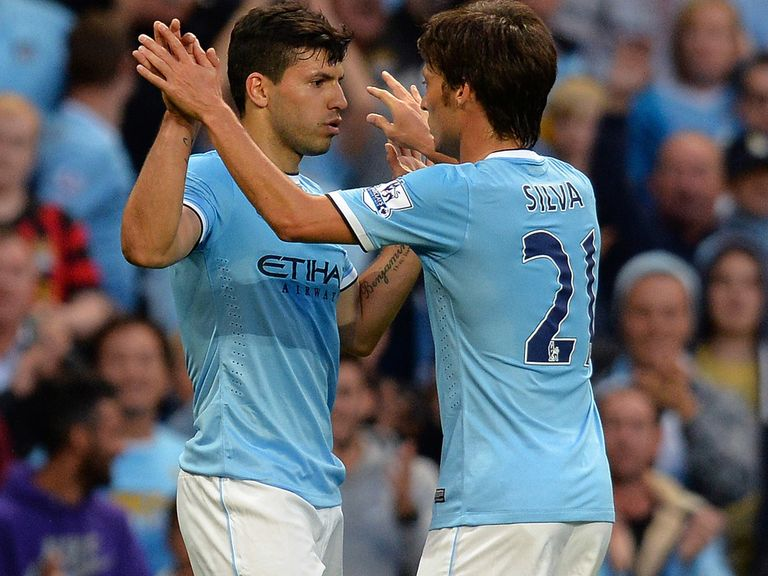 Manchester City laid down a marker by hammering Newcastle