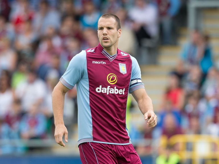 Ron Vlaar: Encouraged by Aston Villa's recent form