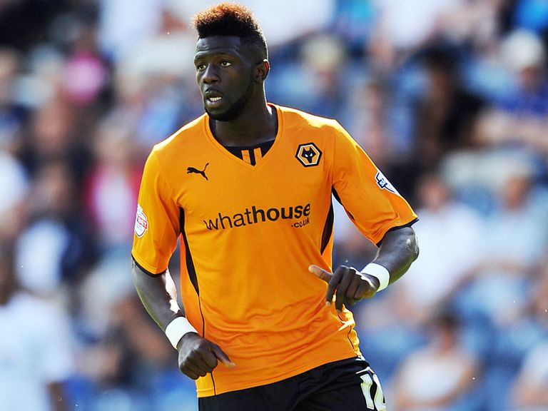 Bakary Sako: On target for Wolves