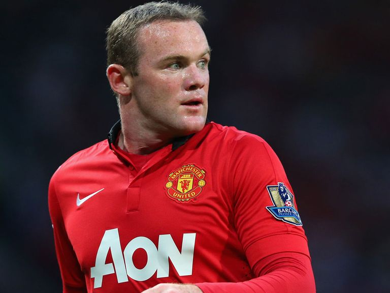 Wayne Rooney: Eyeing a United goalscoring record