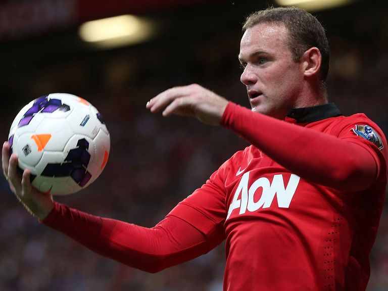 Wayne Rooney: Being considered for selection following head injury