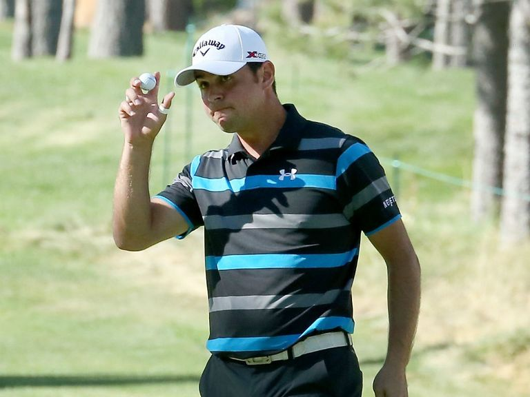 Gary Woodland: Poised to go close
