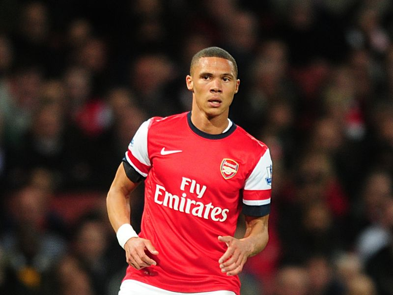 Kieran Gibbs earned a 2 million dollar salary - leaving the net worth at 8.8 million in 2018