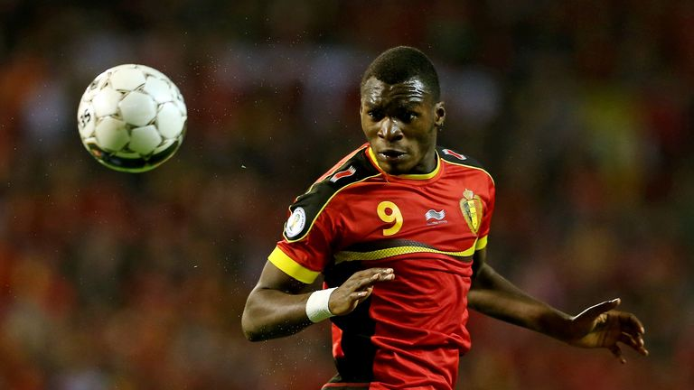 Christian Benteke: Injured striker called up to Belgium squad