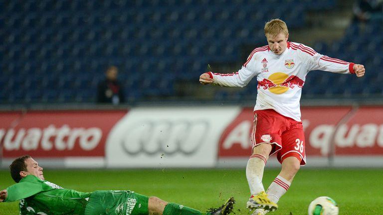 Martin Hinteregger: Red Bull Salzburg defender linked with Manchester United