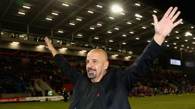 Marwan Koukash: Salford have a new chief executive following Martin Vickers' appointment