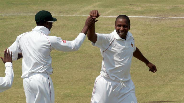 Tinashe Panyangara: Zimbabwe seamer claimed 3-71 in 19.5 overs