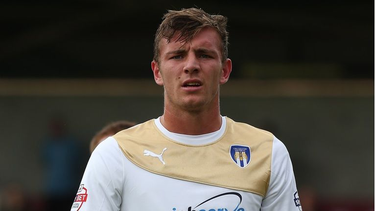 Alex Gilbey: Enjoying working with Colchester boss Joe Dunne