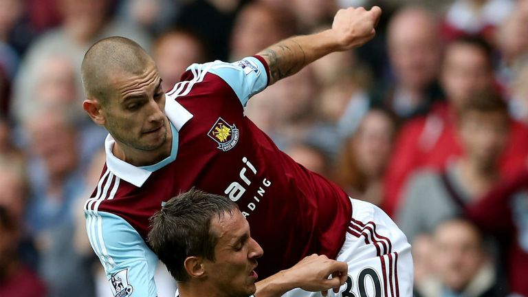 Mladen Petric: West Ham striker hoping for Croatia call