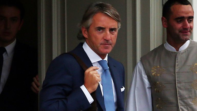 Roberto Mancini: Former Inter Milan boss full of praise for Massimo Moratti