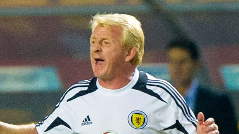 Gordon Strachan: Thrilled by manner of Scotland victory