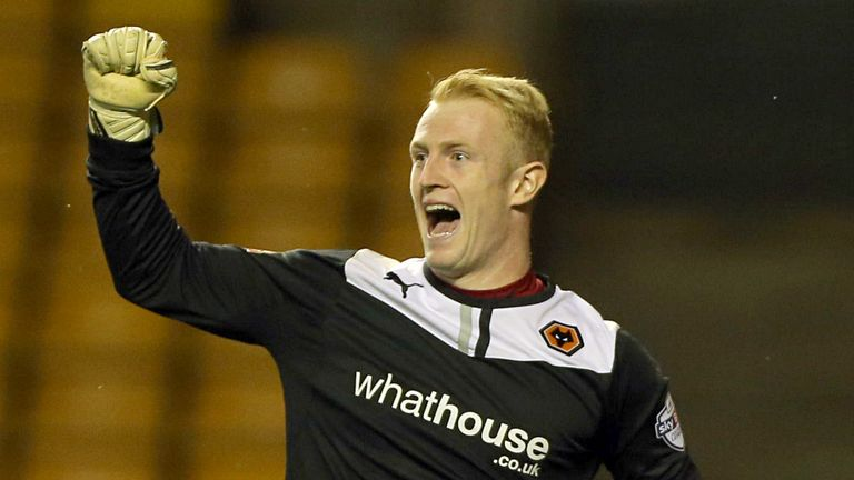 Aaron McCarey: Back at Molineux