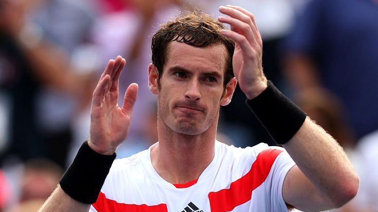 Murray: Win over Mayer sets up a fourth round match with Denis Istomin