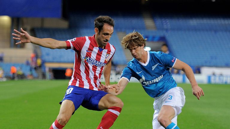 Juanfran: No fear of facing Chelsea in their Champions League semi-final