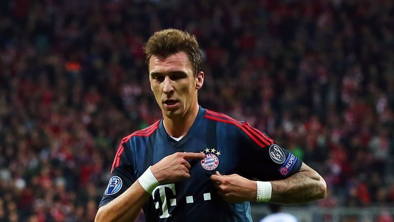 Mario Mandzukic: Still has a role to play at Bayern Munich