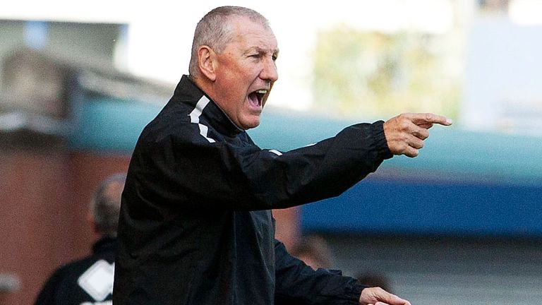 Terry Butcher: Has opened talks with Luton