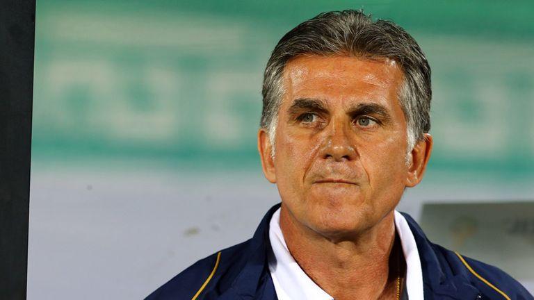 Carlos Queiroz: Interested in Tottenham job