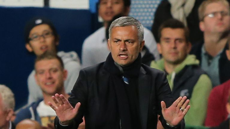 Jose Mourinho: Disappointed with Chelsea's loss and determined to bounce back