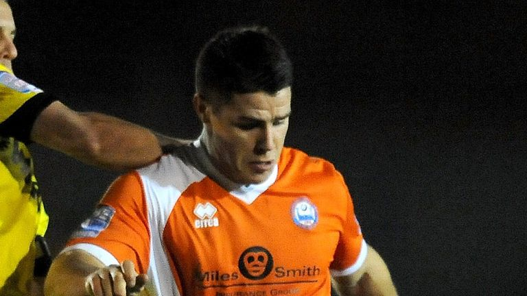 Dan Holman: Joins up with Colchester
