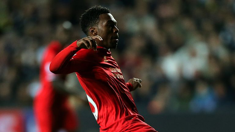 Daniel Sturridge: Scored again for Liverpool in 2-2 draw at Swansea