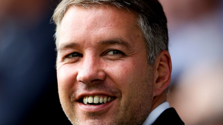 Darren Ferguson: Happy with Barnett magic