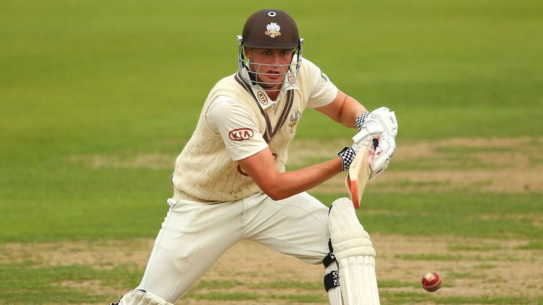 Dominic Sibley: was given time off school to play for Surrey against Yorkshire