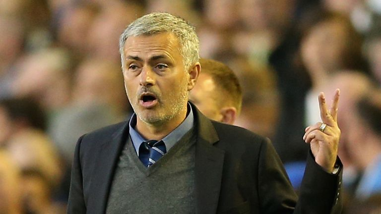 Jose Mourinho: Chelsea boss found Everton defeat tough to take