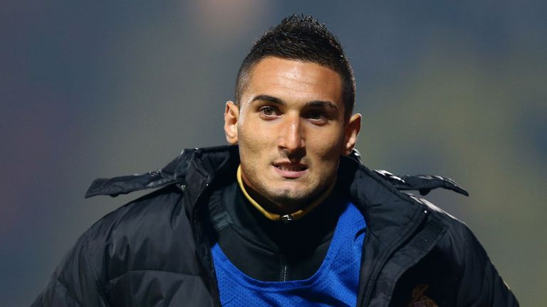 Federico Macheda: Manchester United striker has returned to Old Trafford for treatment