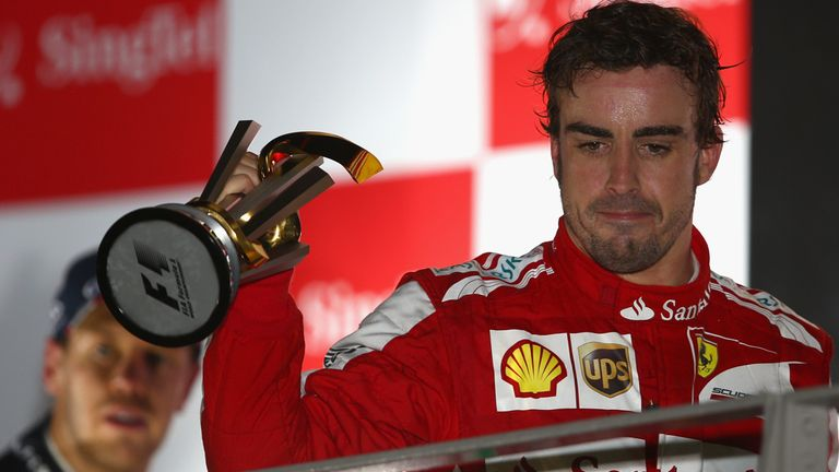 Fernando Alonso: Dreams of owning WorldTour team dashed for now