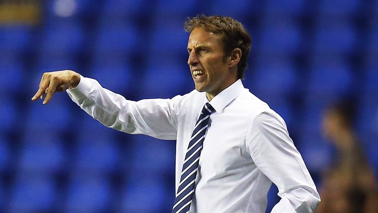 Gareth Southgate thought his side did well in Finland