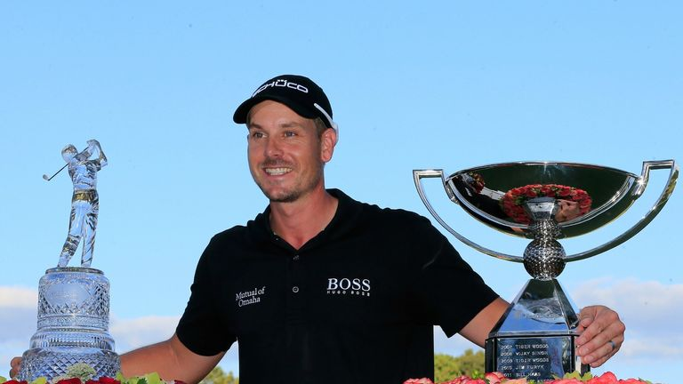 Henrik Stenson: Hard work paid off, says Butch Harmon