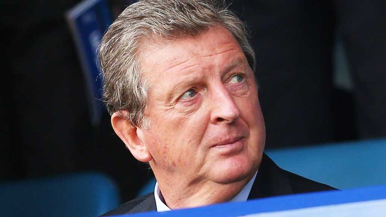 Roy Hodgson: England boss had a frustrating day at Anfield