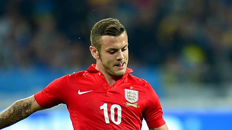 Jack Wilshere: Could Roy Hodgson find an alternative solution by playing him on the left?