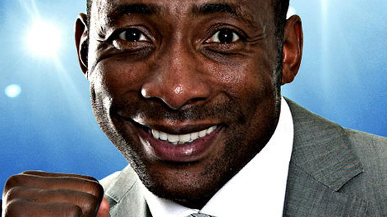 Johnny Nelson: Has been named the new Sky Academy Sports Scholarships spokesperson