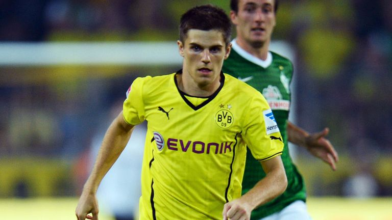 Jonas Hofmann: Happy to have signed new Borussia Dortmund contract
