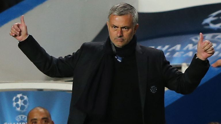 Jose Mourinho: Believes his players are mentally fragile