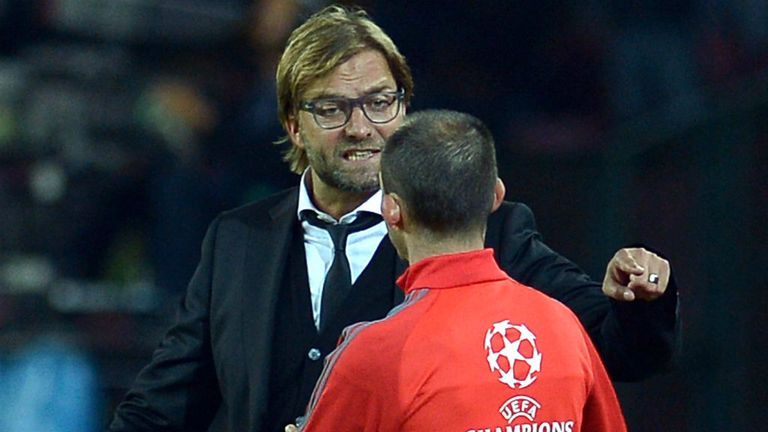 Jurgen Klopp: Handed ban by UEFA for arguing with official during Napoli defeat