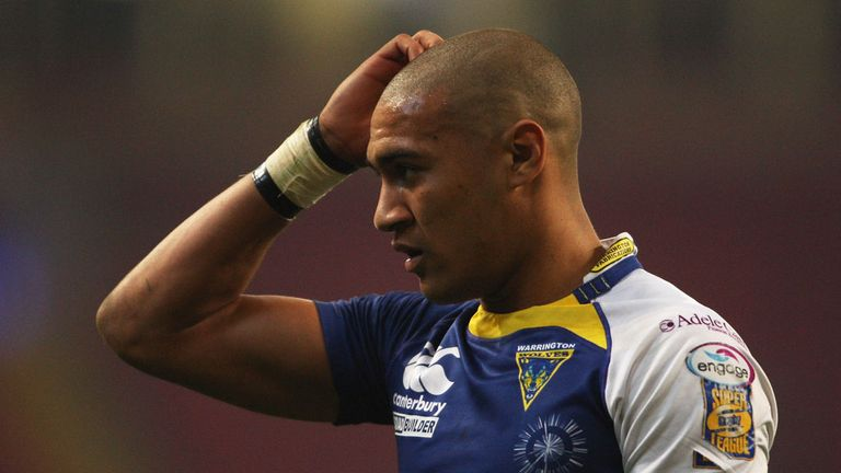 Kevin Penny: Returning to Warrington on a 12-month contract