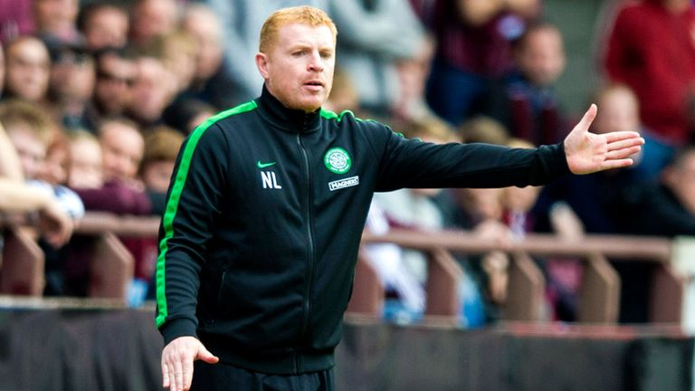 Neil Lennon delighted with captain Scott Brown's form