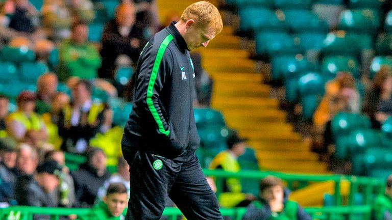 Neil Lennon: Unhappy about the fall-out from Celtic's match against Barcelona