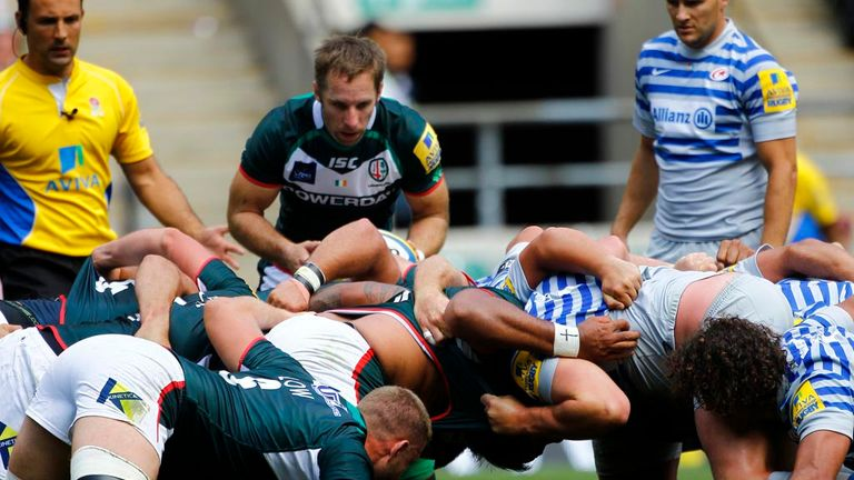 The IRB have received positive feedback for the new scrum laws