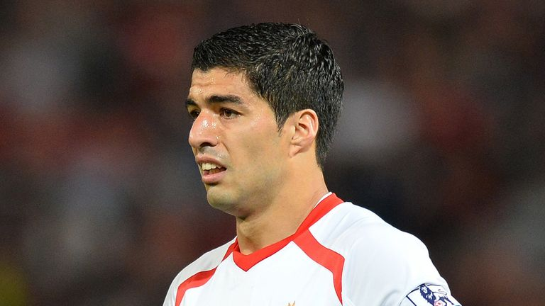 Luis Suarez: Still has almost three years left on his present Liverpool contract