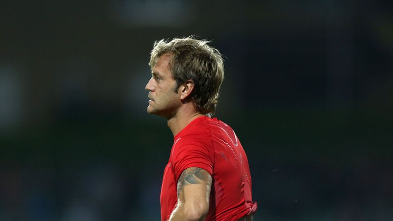 Roy Carroll: Believes Olympiakos can pile pressure on former club Manchester United