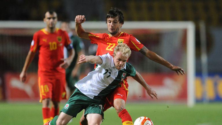 Macedonia beat Wales 2-1 in qualifying in Skopje