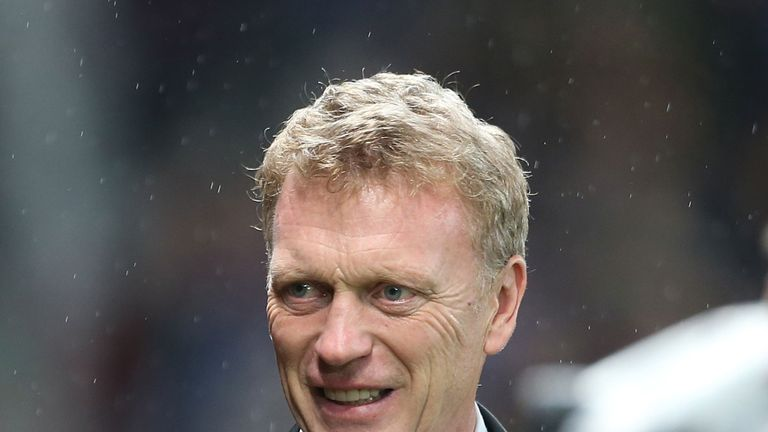 David Moyes: Will be given all the support he needs by the Manchester United board